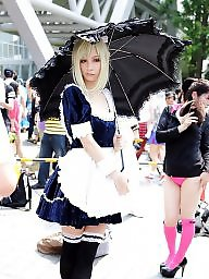 Cosplay, Japanese amateur, Amateur japanese
