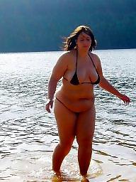 Bikini, Curvy, Thick