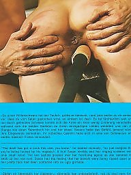 Vintage, Vintage hairy, Magazine, Perverted, Vintage bdsm, Pervert