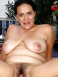 Big boobs, Hairy women