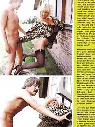 Magazine, Vintage hairy