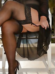 Mature upskirt, Tease, Balcony, Mature stocking, Upskirt mature, Xxx
