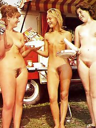 Vintage hairy, Hairy vintage, Group, Vintage amateurs