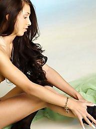 Brunette, Models, Model