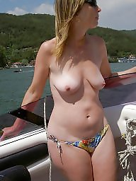 Bikini, Topless, Dress, Sexy dress, Amateur bikini, Sexy dressed