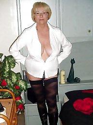 Dress, Dressed, Sexy dress, Milf stocking