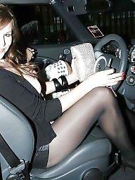 Car, Mature big boobs, Cars, Women, Mature women, Mature car