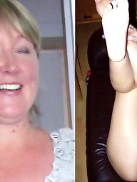 Before and after, Before, Mature slut