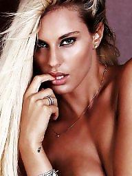 Italian, Blondes, Italian celebrity