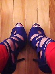 Mature feet, Celebrity