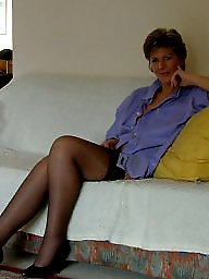 Uk mature, Mature uk, Mature stocking, Stockings mature