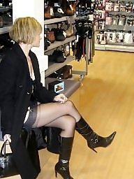 Stocking, Stockings, Lady, Lady b, Amateur, Ladies