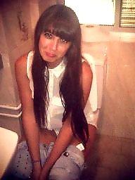 Used, Toilet, Toilet voyeur