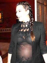Pregnant, Pregnant boobs