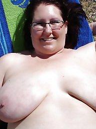 Outdoors, Outdoor, Bbw amateur, Amateur bbw, Posing, Bbw boobs