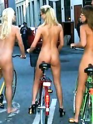 Public, Femdom, Nudity