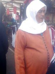 Candid, Arab mom, Candid mom