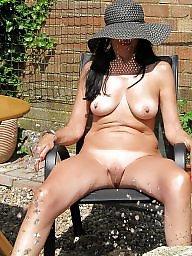 Garden, Mature sexy, Sexy ass