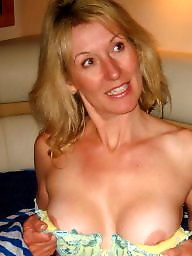 Pose, Fuck mature, Mature blonde