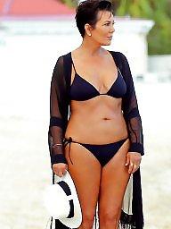 Bikini, Celebrities, Black milf, Bikinis
