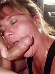 Mom, Moms, Mature blowjob, Sucking, Suck, Mature cock