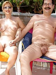 Couples, Nude, Couple, Mature group, Mature couples, Mature