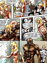 Sissy, Cartoon, Interracial, Boys, Interracial creampie, Interracial cartoon
