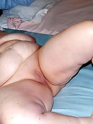 Bbw, Grandma, Home, Mature big boobs