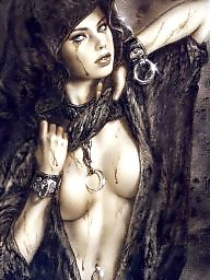 Erotic, Art, Bdsm art