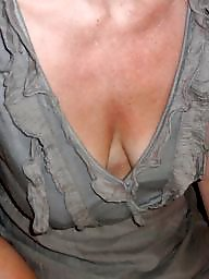 Saggy, Saggy tits, Hanging, German, Mature sexy, Mature tits
