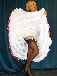 Upskirt, Stocking, Skirt, Upskirt stockings, Skirts