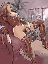 Art, Erotic, Vintage cartoons, Vintage, Vintage cartoon