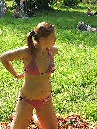 Bikini, Teen bikini, Amateurs