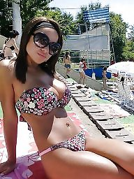Bikini, Public slut, Bikinis, Bikini amateur