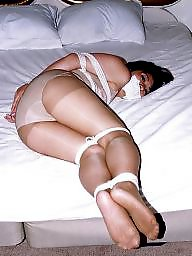 Pantyhose, Tied, Tied up, Ups, Pantyhosed