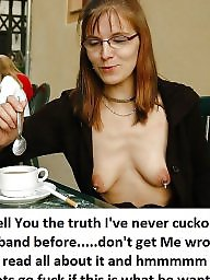 Cuckold, Cuckold captions