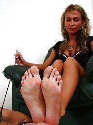 Mature feet, Mature pornstar