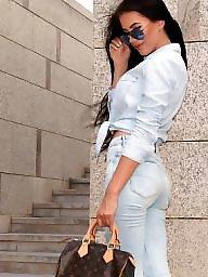 Jeans, Heels