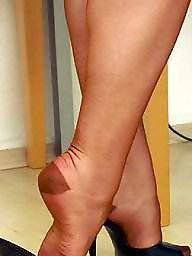 Older, Mature stockings, Older mature