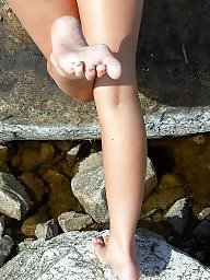 Nylon feet, Voyeur, Mature feet, Mature nylon, Nylons feet, Nylon mature