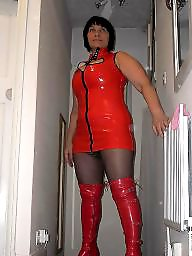 Latex, Pvc, Mature pvc