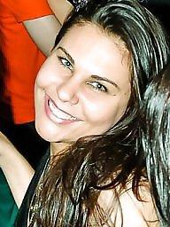 Teen facial, Latin teen