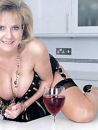 Nylon, Wine, Nylons milf