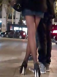 High heels, Hidden, Hidden cam