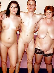 Nudist, Couples, Hanging, Nudists, Couple