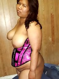 Corset, Bbw tits, Corsets, Big tit, Asian bbw, Big tits asian