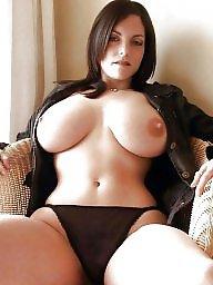 Mature big boobs, Cumming