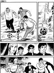 Comics, Comic, Boys, Asian cartoon, Japanese, Cartoon comics