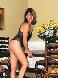 Milf stockings, Milfs, Milf stocking