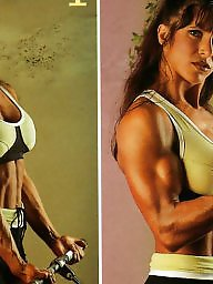Muscle, Female, Muscles, Muscled